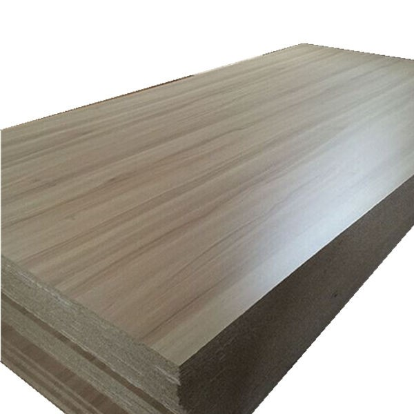 High quality E0 grade Melamine faced chipboard/partical board for furniture