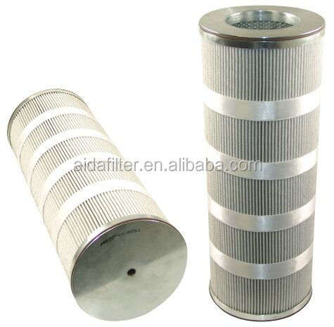 High filtration UE319AN20Z HIFI hydraulic spare parts replacement pall oil filter element