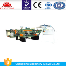 CE Automatic core veneer Jointer machine (1.0mm-4.0mm)CX for wood based panels machine