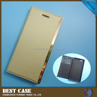 Factory wholesale shockproof case for asus zenfone 5 flip back cover book style