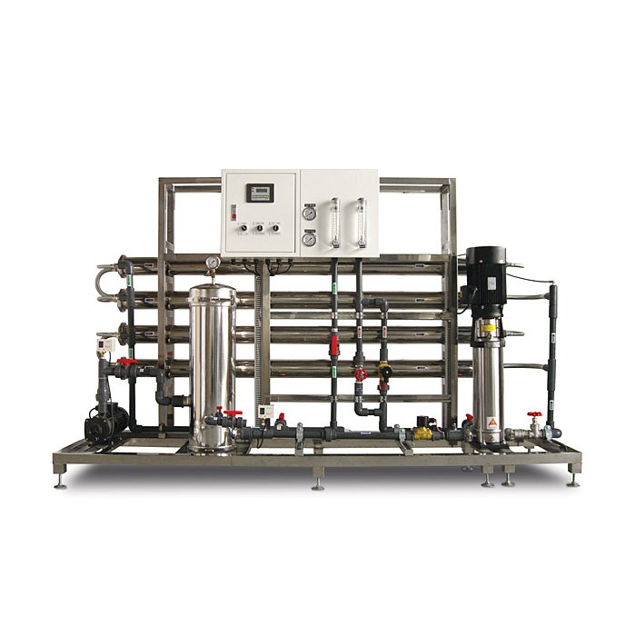 reverse osmosis desalination process, 2000L eserve osmosis water, reverse osmosis purified water
