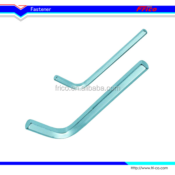 Din911 CrV steel hex wrench