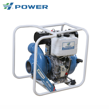 Qualities product4 inch diesel water pump set for suppliers sale