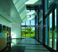 Self-adhesive protective film for window
