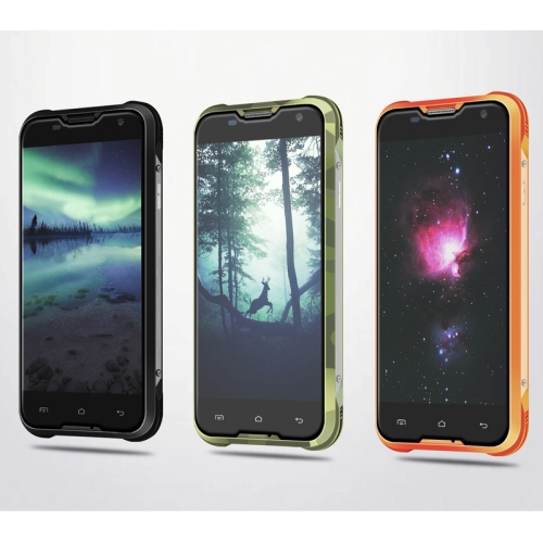 Original Blackview BV5000 Android 5.1 Waterproof+Shockproof+Dustproof 4G SmartPhone 5.0'' MTK6735P Quad Core 2GB RAM 16GB ROM