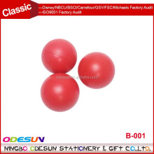 Michaels Sedex FSC Audit and ISO 9001 Factory Audit Manufacturer wholesale round shape silicone stress ball