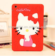 Hello kitty silicone case cover for ipad air
