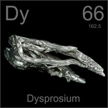 Multi-purpose Application and Rare Earth Product Type 3N Dysprosium Metal
