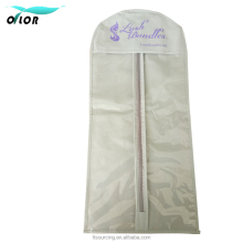plastic wig packaging bag/wig storage bag/hair extension packaging bag