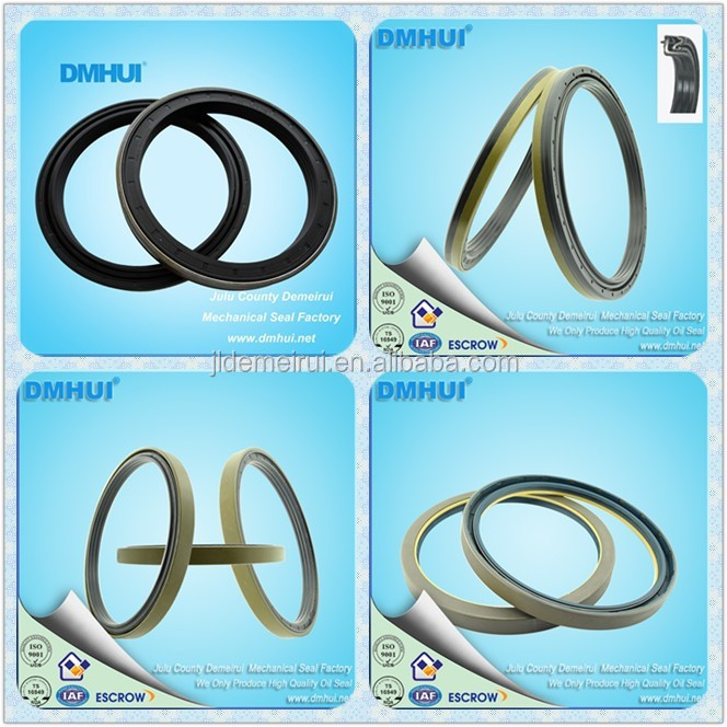 rotary shaft oil seals axle simmerring for agricultural and construction machinery