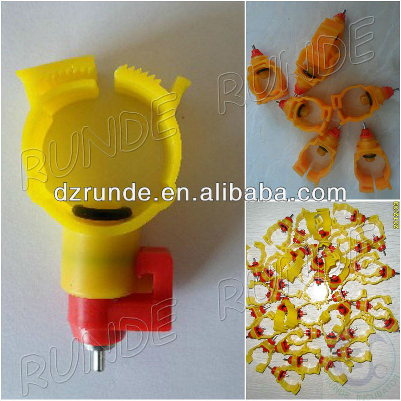 turkey nipple machine equipment for automatic chicken drinker watering system