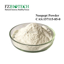EP Standard Nootropics API Best Noopept Powder, Buy CAS 157115-85-0, Low Price Bulk 99% Noopept