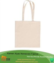 Wholesale cotton tote bags - 120gsm promotion quality canvas eco tote bags
