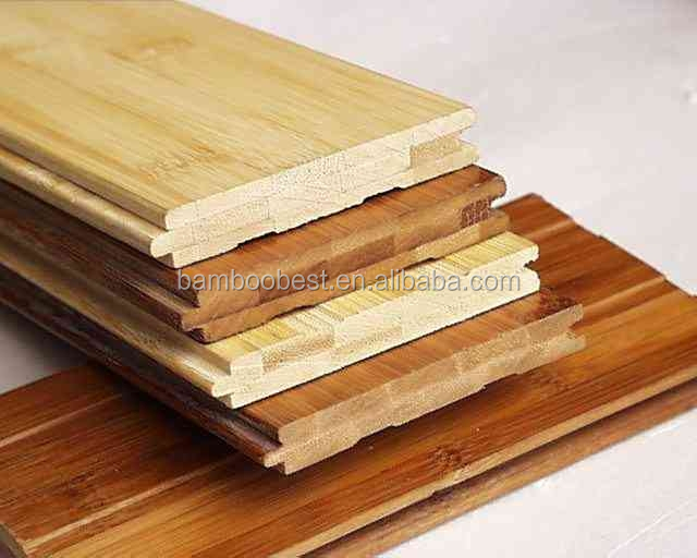 grey vertical laminated bamboo flooring from gold supplier