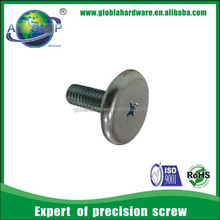 Large Flat Head Machine Screw