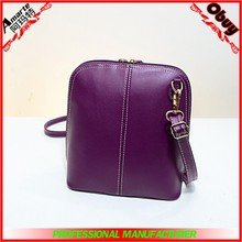 Cheap new model women shoulder PU leather bags in China