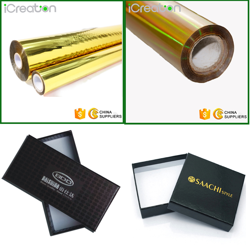 China Cheap Good quality Hot Stock Cheap 12 Micron 9 Micron 15 Micron Roll Gold Hot Stamping Foil