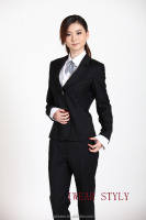 2PCS business suits for women / Ladies suits jaket& pants