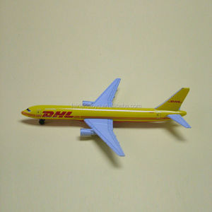 New DHL boeing 757-200 diecast metal airplanes