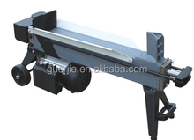 high quality wood log cutter and splitter
