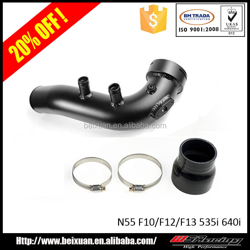 Charge pipe for BMW N55 F10/F12/F13 535i 640i 2011+