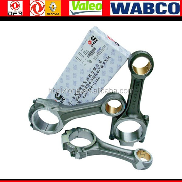 Low price diesel engine component 6CT connecting rod