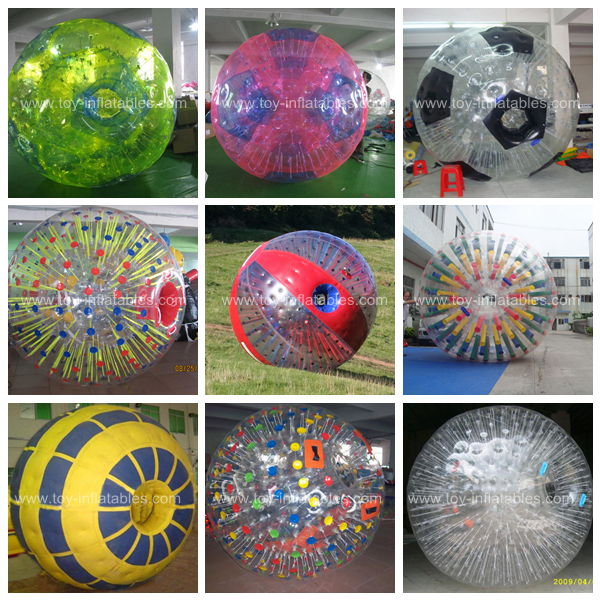 Free shipping professional zip zorb