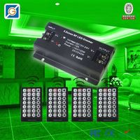 new products china Multi-Zones RF dimmer rack for led lamp