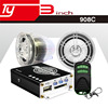 Special design 2.5inch speaker mp3 motorcycle with super powerful
