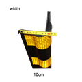 800mm yellow luminous in dark round corner guard sale