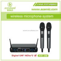 Wholesale Cheap UHF professional FM two way radio wireless ktv ...