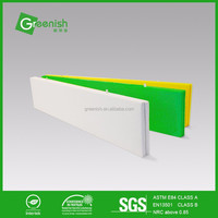 Top quality acoustic ceiling absorbers with great price
