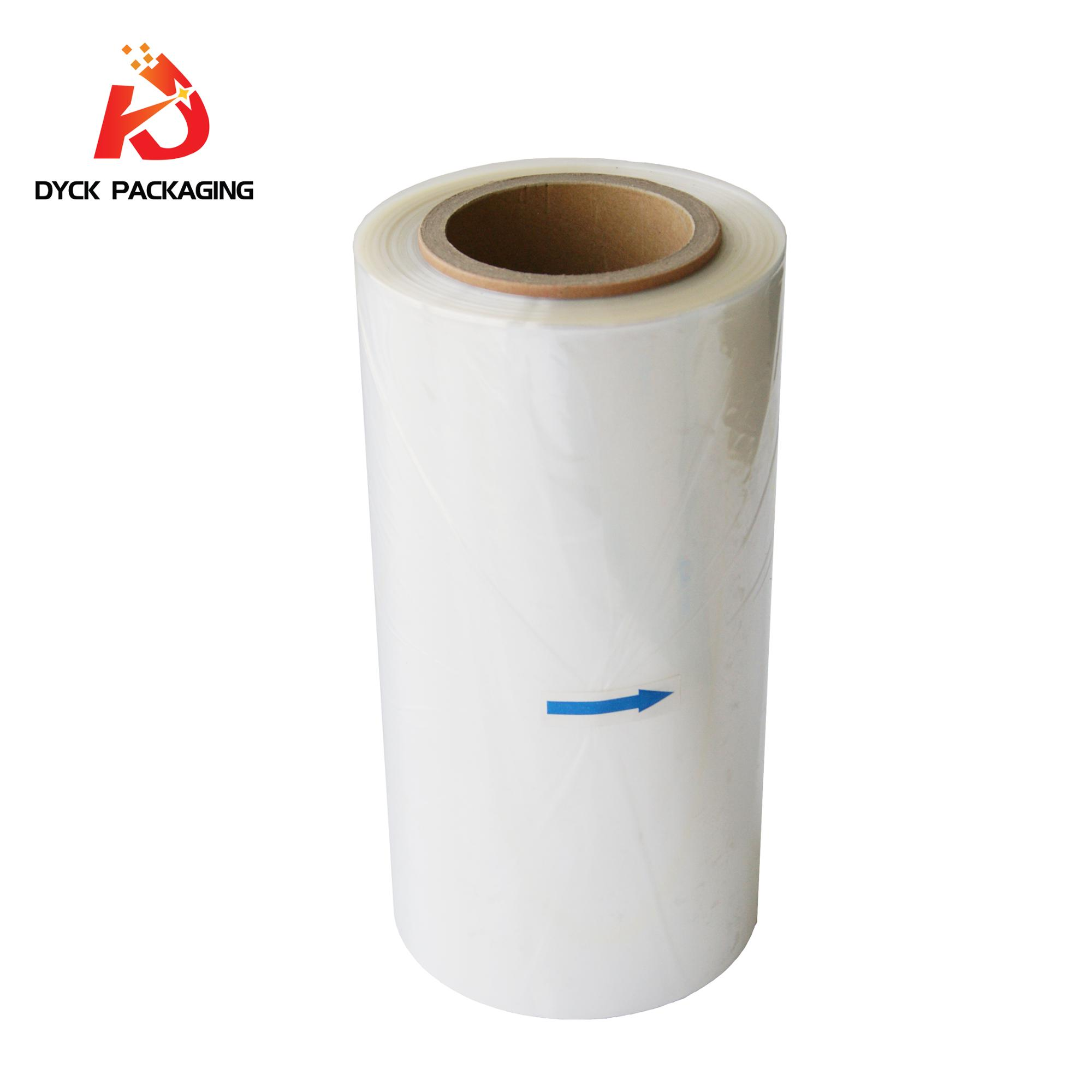 Non-poisonous and Envrionmental-friendly POF Shrink Film