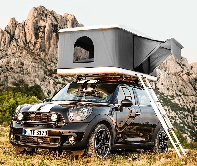 Roof-Top Tents for Cars and Trucks folding car tent