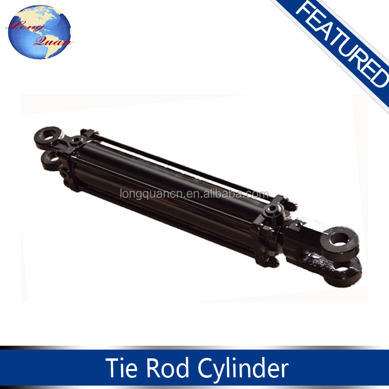 The Manufacturer/seller/Agricultural Tie-Rod Hydraulic Cylinders