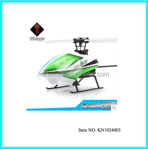 The King of 4channel WLtoys V930 Single Blade Brushless 4CH 2.4G Remote Control Helicopter with 6-axis Gyro Power Star x2