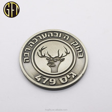 2017 factory custom sport coins metal nickel challenge coins play metal coins