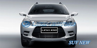 New Sports Utility Vehicle SUV Lifan X50 for Turkey