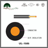 Low price electrical ul1185 20awg tinned copper conductor type single core cable