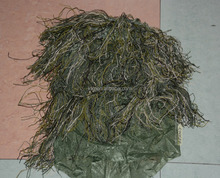 <span class=keywords><strong>Ghillie</strong></span> suit, traje francotirador, traje <span class=keywords><strong>de</strong></span> camuflaje militar