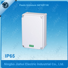 Jiahui waterproof electrical panel box JHEB-A01, IP65 plastic electrical panel box