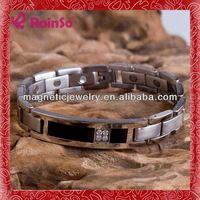 316L stainless steel Elegant stylish smooth touch fashion handmade fabric bracelet jewelry pattern