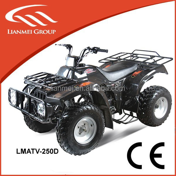 250cc ATV, four wheels amphibious vehicles for sale
