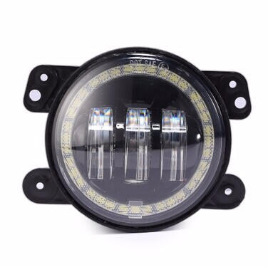 "2017 top sell 4"" 4inch osram led fog light for jeep auto parts 4.5 inch motorcycle car fog light"