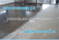 oiliness Concrete seal solidification agent used for carborundum ground road repair material