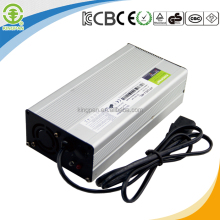 24V10A output lifepo4 battery charger For electric motorcycle lithium battery charger