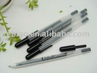 0.7mm Black Ink Gel Pen
