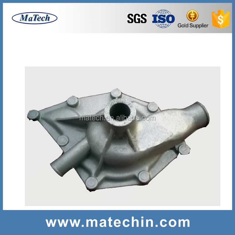 Custom Aluminum Sand Casting Chassis Bracket For Truck Parts