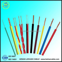2015hot selling quality pvc insulated solid copper conductor 35mm flat electric wire cable for sale