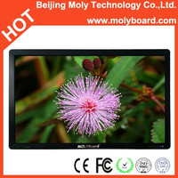 MolyTouch cheap touch screen/panel/monitor/frame all in one with TV and PC